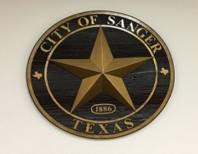City of Sanger Seal